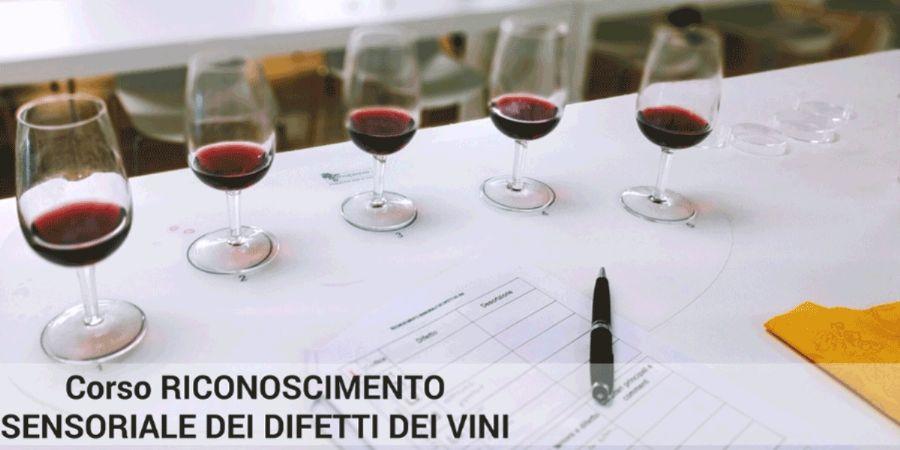 riconoscimento difetti vini