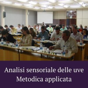 Analisi sensoriale delle uve ICV - Metodica applicata -Corso in aula Vinidea